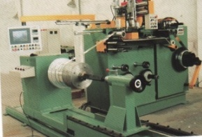High Pressure Foil Type Winding Machine for Transformer (HGW-1)