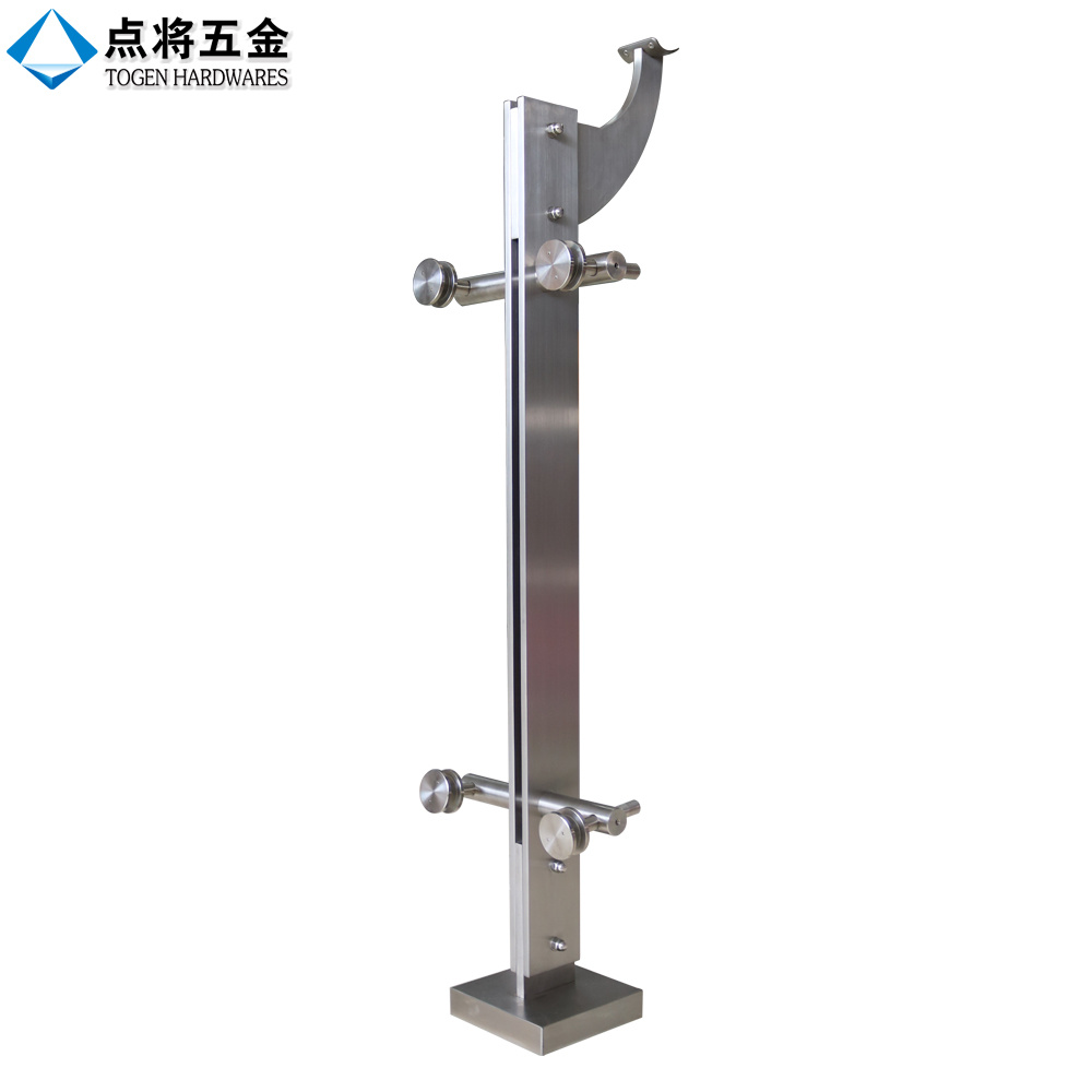 Xiamen Supplier Durable Stainless Steel Baluster for Balcony