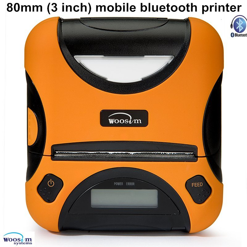Mini Portable Android Bluetooth Thermal Printer Woosim Wsp-I350