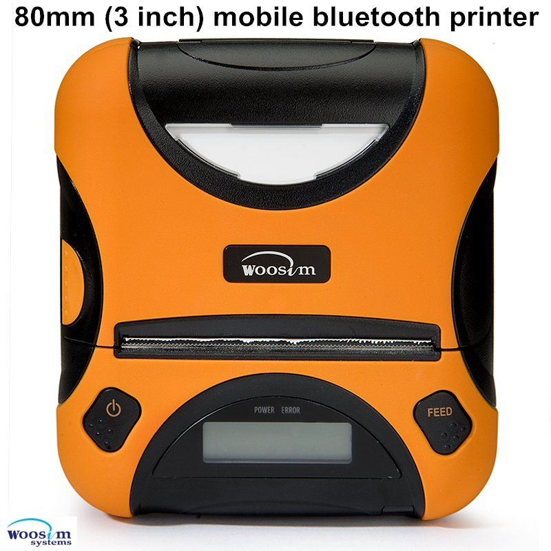 80mm WiFi Mobile Thermal Printer Woosim Wsp-I350 with Msr