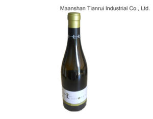 Hm Brand Spain White Wine Edetana in Red Bottle