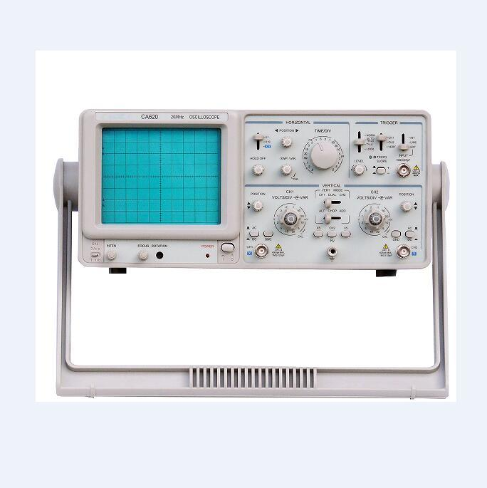 China Cheap Portable Laboratory Oscilloscope with Dual Channel