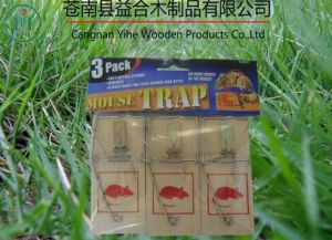 Wood Mouse Trap (YH258)