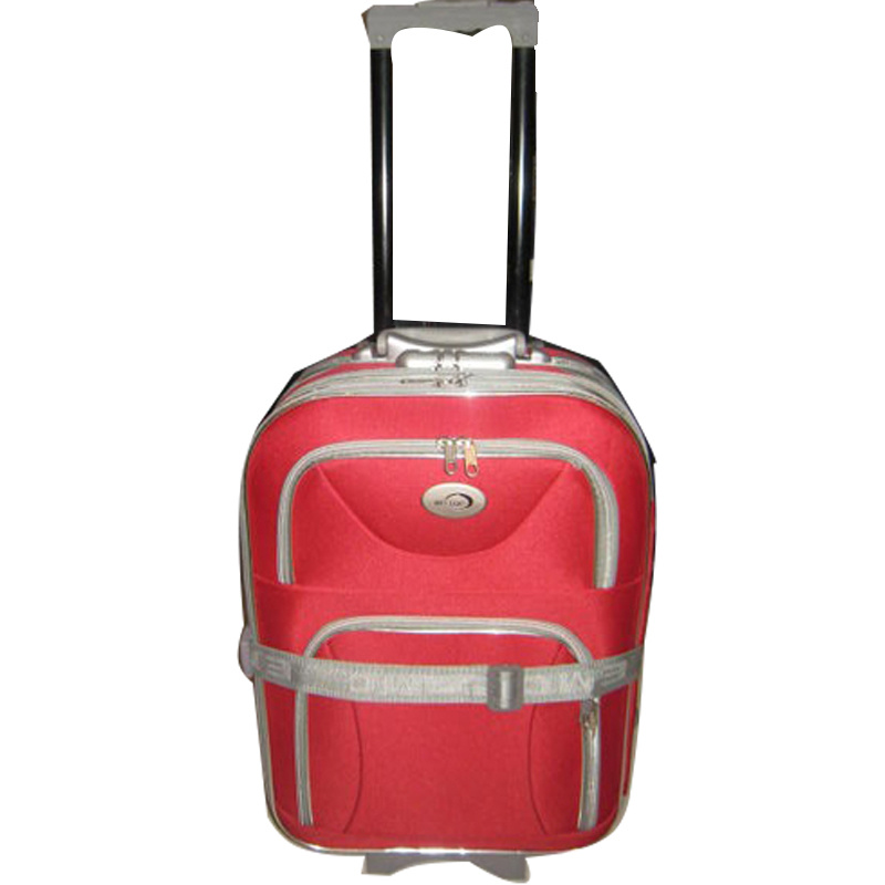 Nigeria Nice Cheap Lightweight Trolley Bag in CKD Type