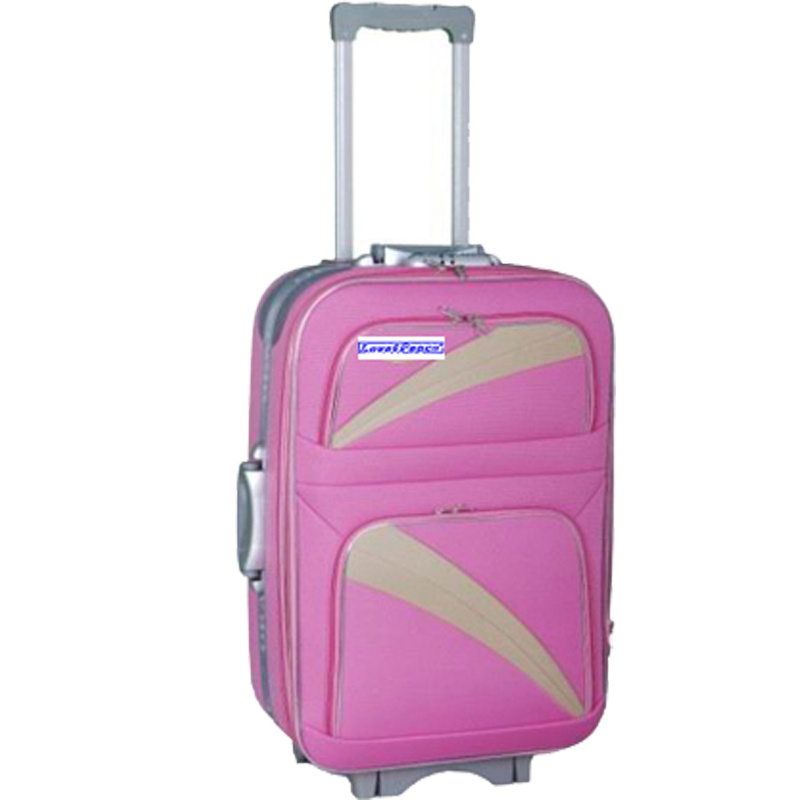 Nigeria Exporting EVA Trolley Case in CKD Type