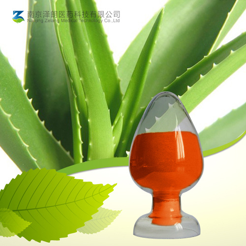 Factory Supply Natural Aloe Extract 98% Aloin